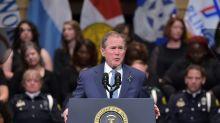 George W. Bush faz acusação velada a Donald Trump