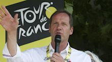 Coronavirus: Tour de France director Prudhomme tests positive