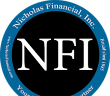Nicholas Financial Reports 2nd Quarter Fiscal Year 2021 Results