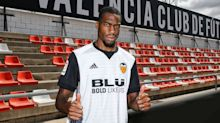 Valencia sign Inter midfielder Kondogbia on season-long loan