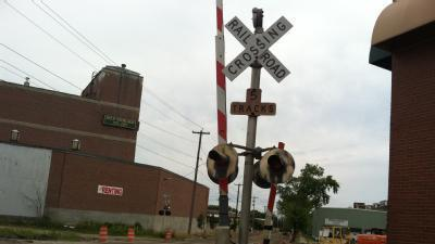 Railroad Construction Expected To Cause Traffic In Portland