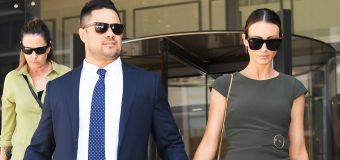 Hayne's bombshell news amid court case drama