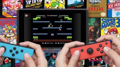 Nintendo Switch Online 會員可免費玩 FC 經典遊戲!