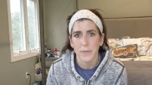 Woman recovering from coronavirus shares video diary of her struggle