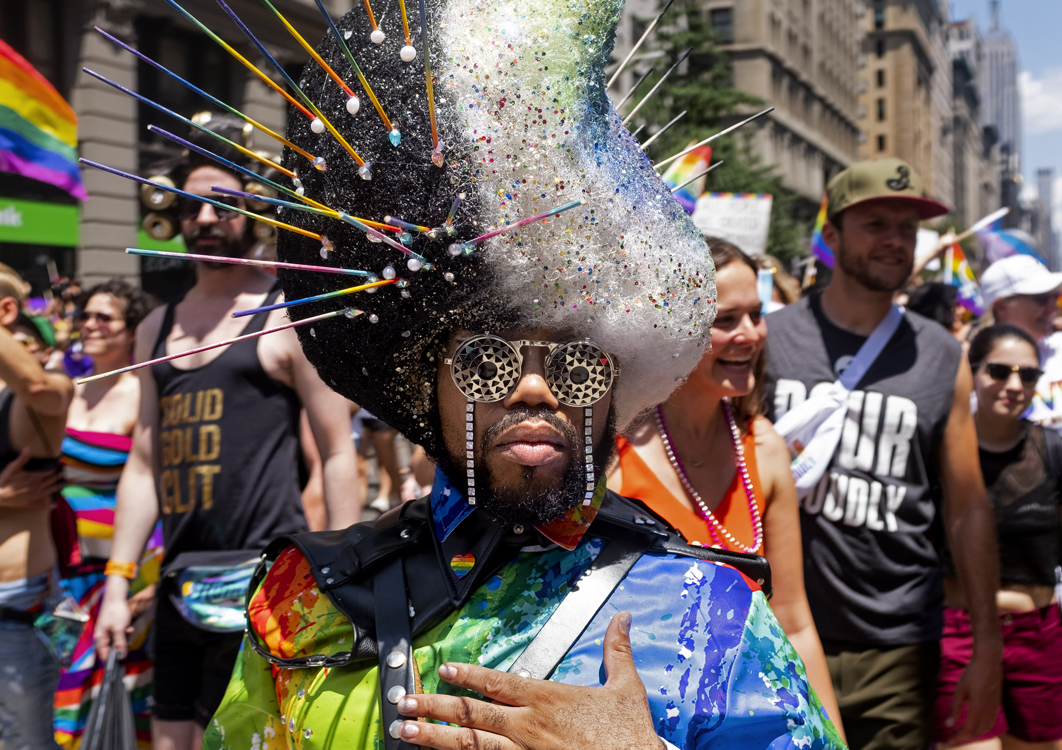 San Francisco Pride Parade Halted To Protest Police