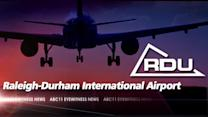 RDU flights canceled due to blizzard