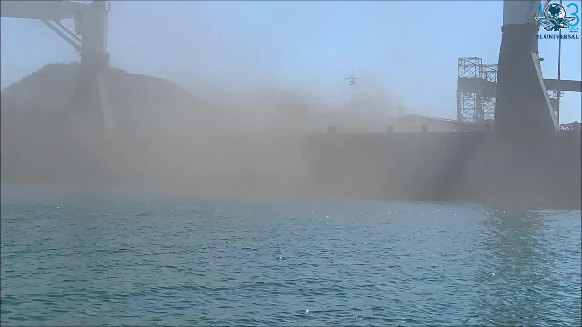 Resultado de imagen para muerte de especies por derrame en Mar de Cortés