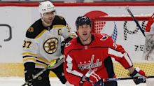 Zdeno Chara reacts to facing Bruins in NHL playoffs: 'It's nothing personal'