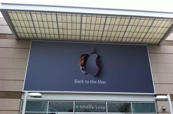 Live from Apple's 'Back to the Mac' event