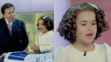 """Maisa deu aula sobre racismo para Silvio na infância: """"Militante mirim"""""""
