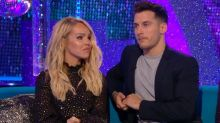 Strictly's Katie Piper admits planning row with Craig