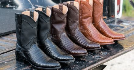 Thousands Are Switching To This New Cowboy Boot