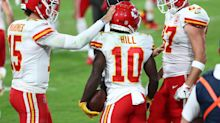 Chiefs offense impresses in Touchdown Wire's latest power rankings