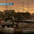 Hurricane Michael whips path of destruction through FL panhandle