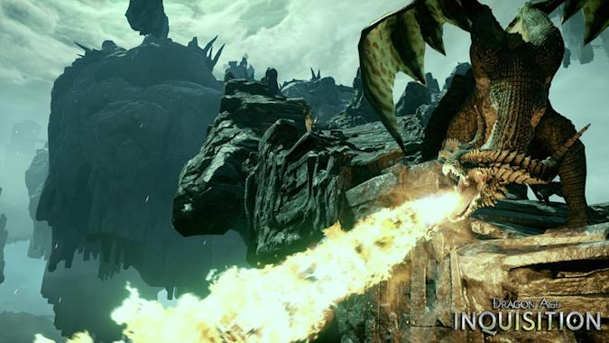 Playdate: We're livestreaming 'Dragon Age: Inquisition' on PS4! (update: game over!)