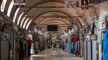 After rare silence, Istanbul's Grand Bazaar prepares to reopen