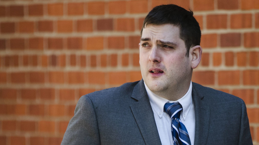 Teen's mom on acquitted cop: Hope he 'never sleeps'