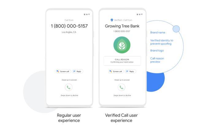 Google Verified Calls