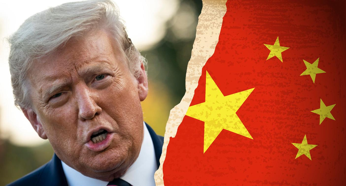 'Unleashed the plague': Trump's scathing attack on China