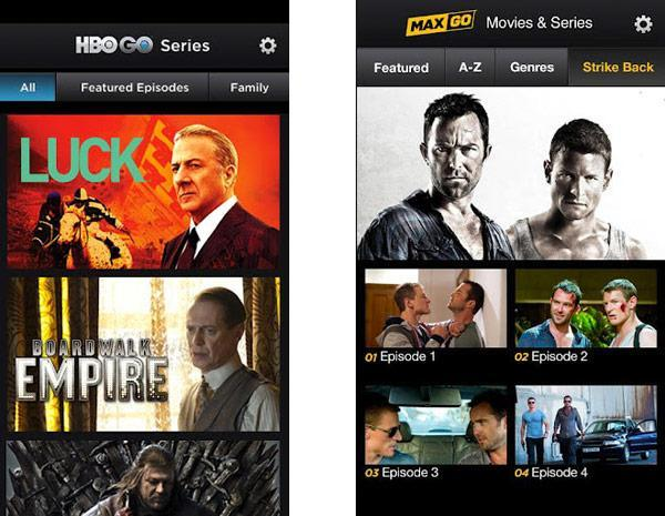 HBO Go and Max Go get Android 4.0 phone support, skip tablets for now