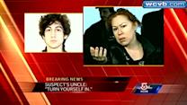 Boston bombing suspects' aunt says boys wouldn't do it