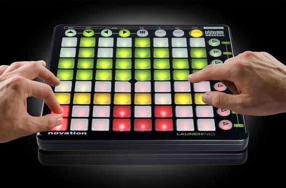 Novation Launchpad speaks Ableton Live's language... on video!