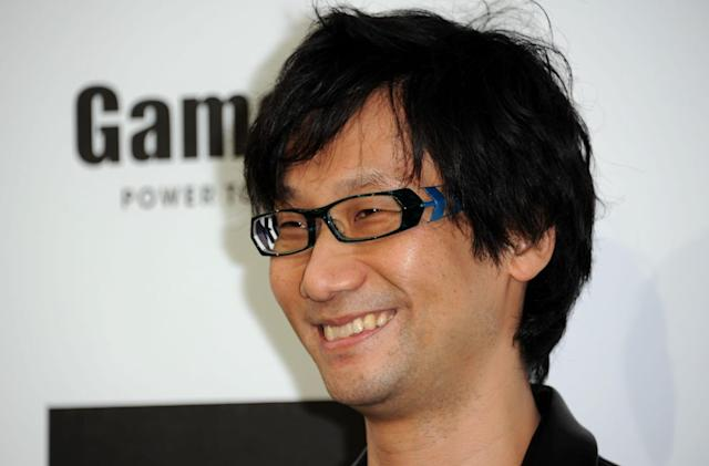 Hideo Kojima's first independent game is a PS4 exclusive
