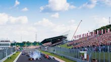 Hungary enters frame as British GP hopes fade