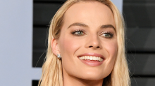 Margot Robbie Says She's Been Suffering From This Dental Concern