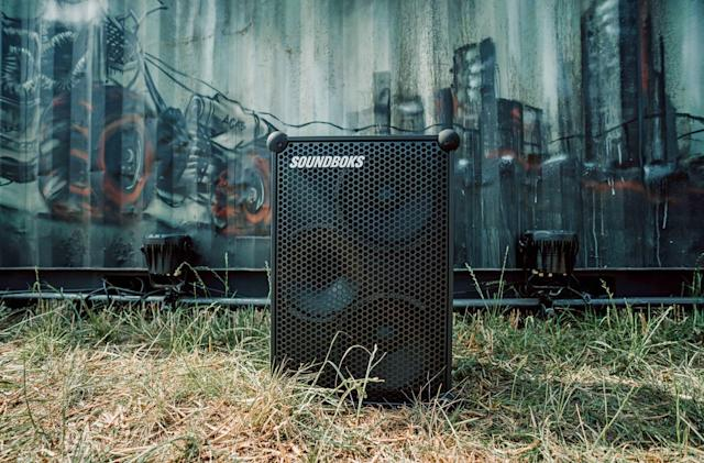 The new Soundboks Bluetooth speaker is still massive and louder than ever