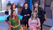 'Younger' Cast on Age and the Workplace