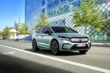 Skoda才剛推出Enyaq iV,2021年緊接著要帶來Enyaq iV Coupe車型