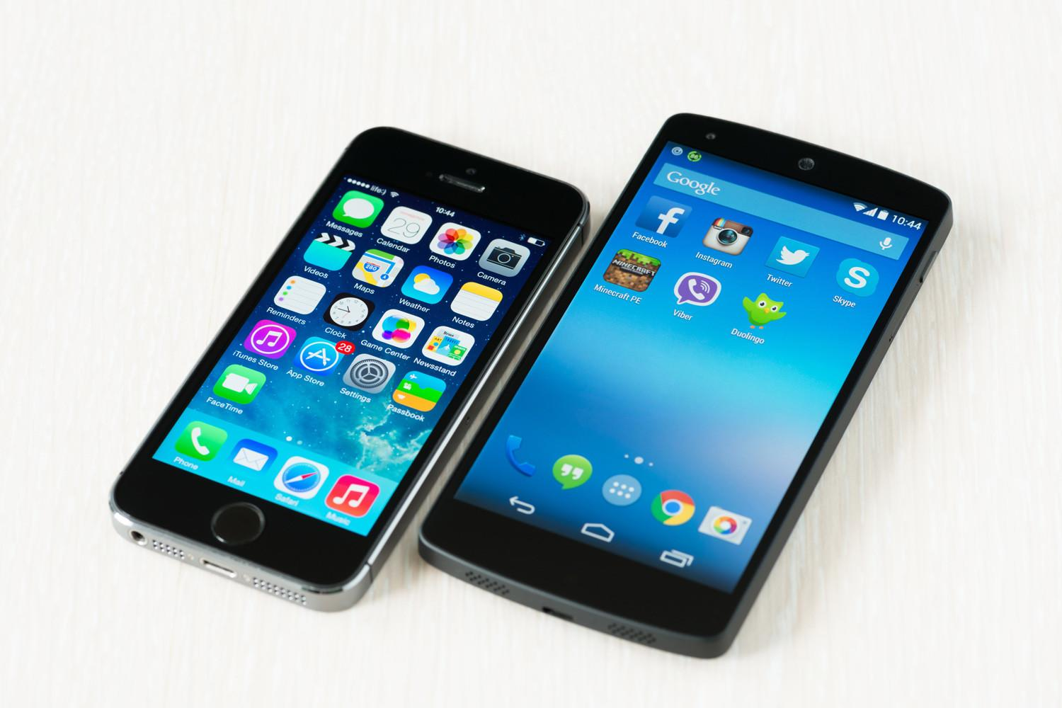 'It Just Works?' Not quite: iPhones crash more than Android phones, study finds