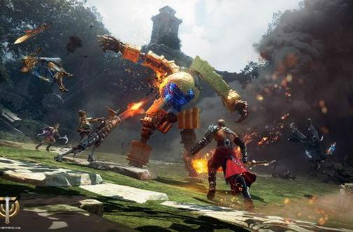 New Skyforge dev diary is all about combat