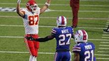Chiefs' Kelce continues to evolve into all-around tight end