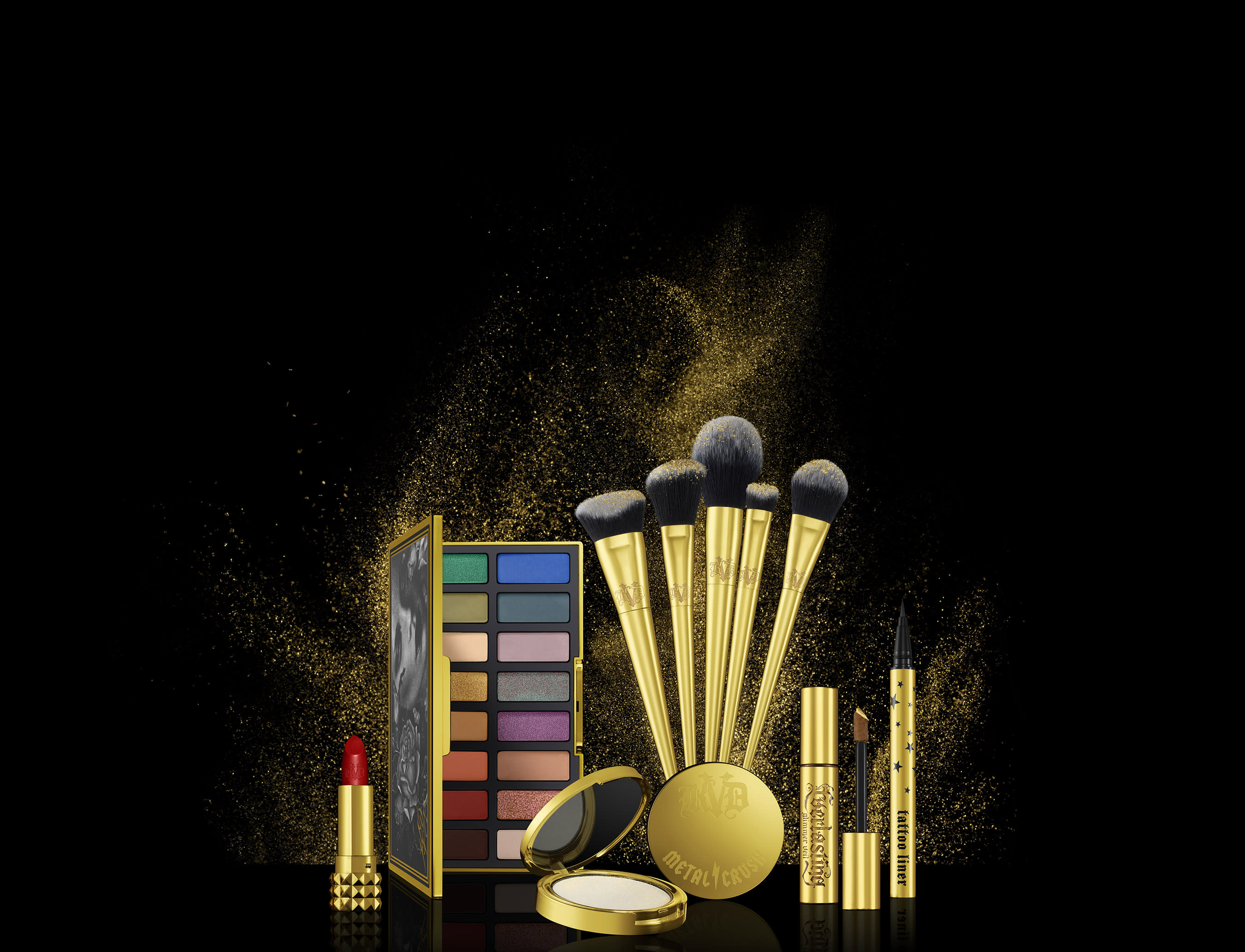 0df7bec672c Kat Von D Beauty Super-Limited 10th Anniversary Collection, Celebrating a  Decade of High Performance, Cruelty-Free Makeup