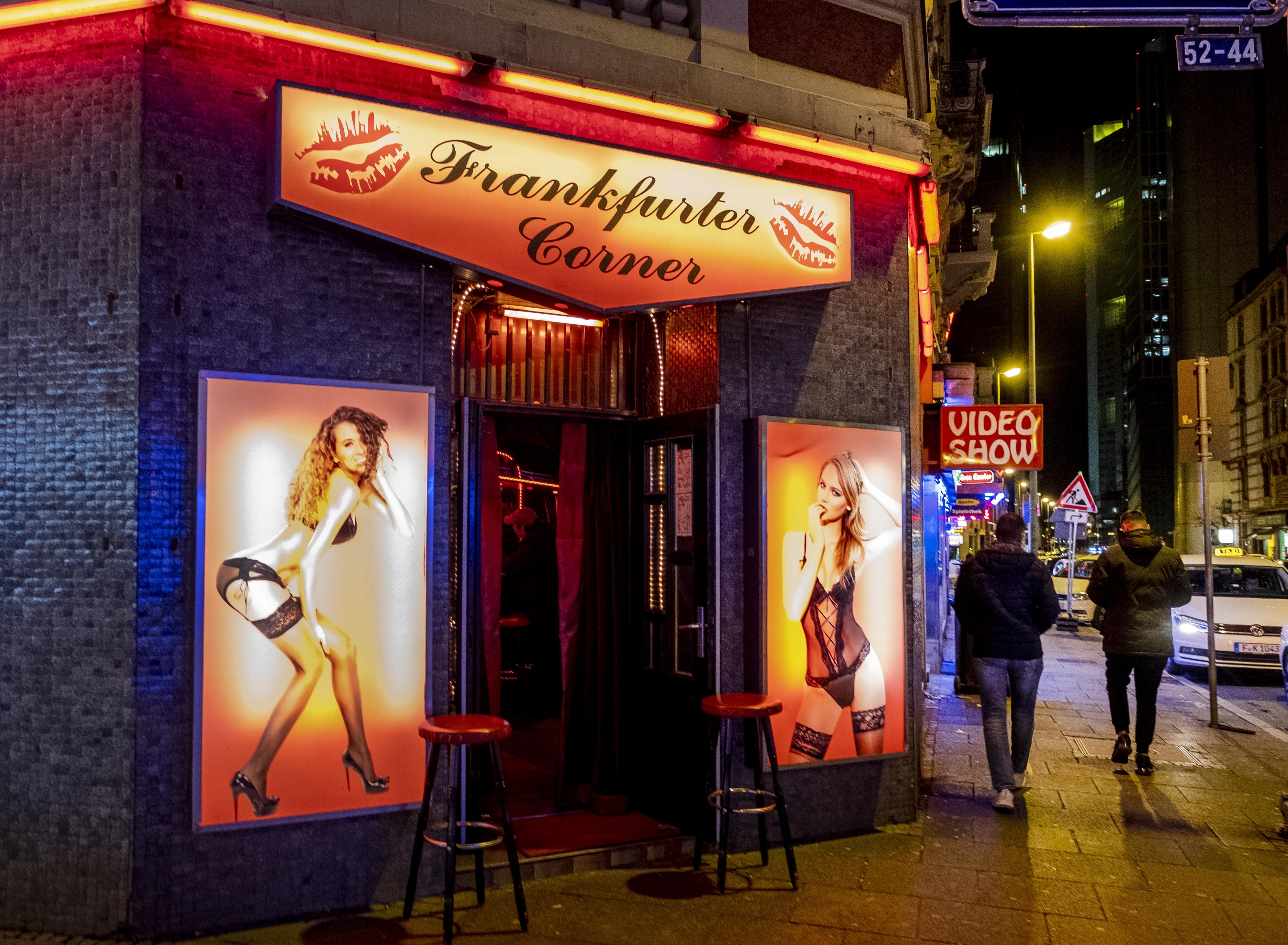 Sex workers face ruin amid virus fears, brothel closures