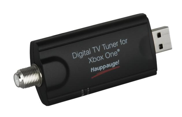 Xbox One Digital TV Tuner hits the US and Canada today