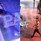 First pictures emerge of Barcelona attack suspect Younes Abouyaaqoub escaping on foot as manhunt widens