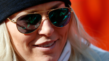 Lindsey Vonn isn't the only athlete not representing President Trump at the Olympics