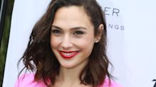 Gal Gadot Proves Pink Is For All Seasons In Stunning Bubblegum-Coloured Culotte Suit