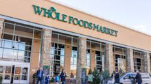 Amazon launches Whole Foods pickup; GE, Starwood reach $2.5B deal; CVS climbs on earnings beat; Mylan shares sink