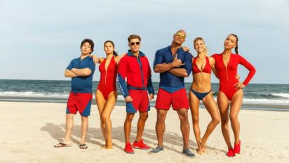 43 thoughts I had while watching 'Baywatch'