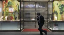Coronavirus: Hong Kong retail sales in record 44 per cent decline as health crisis batters struggling sector