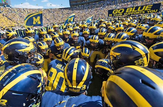 Amazon's next docuseries follows the U of M football team