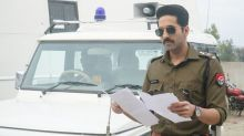 Ayushmann-Starrer 'Article 15' Gets Five Modifications From CBFC