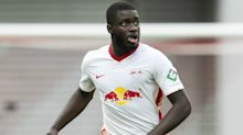 Man Utd? I speak with clubs, but we'll see what future holds – Leipzig star Upamecano