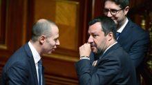"""Massimiliano Romeo (Lega): """"Se M5S e Renzi fanno un Governo, saliamo al 60%"""""""
