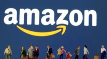 Workers go on strike at Amazon delivery site in Italy amid coronavirus