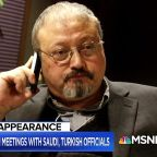 President Trump continues to downplay Khashoggi's disappearance